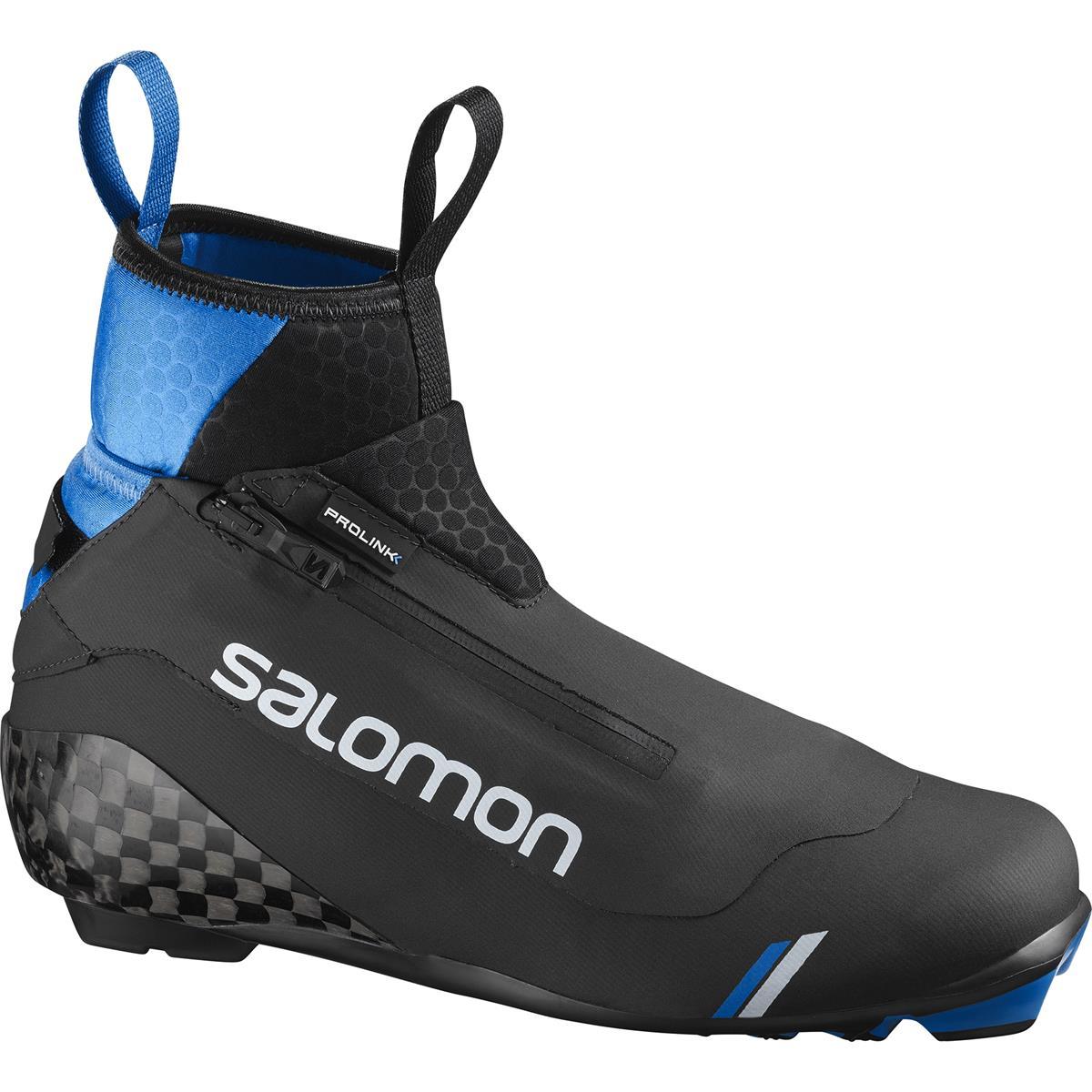 Details zu Salomon SRACE CLASSIC PROLINK, Langlaufschuhe 201920