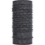 Buff Merinowolle Multifunktionstuch Lightweight Graphite Multi Stripes