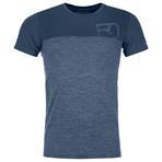 Ortovox 150 Cool Logo TS blue lake Herren T-Shirt