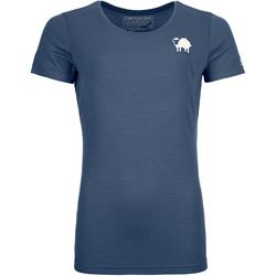 Ortovox - 185 Merino Pixel Sheep TS Damen Night Blue