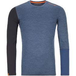 Ortovox - 185 Rock'N Wool Long Sleeve Herren Night Blue Blend