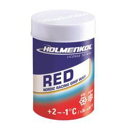 Holmenkol Grip Red +2°C/-1°C, 45 g