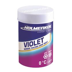 Holmenkol Grip Violet +0°C, 45 g