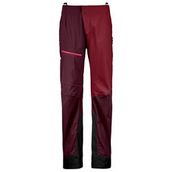 Ortovox - 3L Ortler Pants Damen Dark Wine