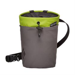 Black Diamond Gym Chalk Bag - verde