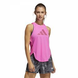 Adidas W Bos Logo Tank screaming pink