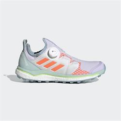 Adidas - Terrex Agravic Boa (Purple Tint - Signal Coral - Green Tint)