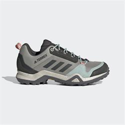 Adidas - Terrex AX3 Bluesign (Feather Grey - Legend Earth - Green Tint)