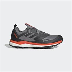 Adidas - Terrex Agravic XT Gore-Tex (Grey Three - Core Black - Active Orange)