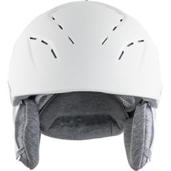 Alpina Spice white-skyblue matt Skihelm