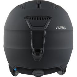 Alpina Grand Lavalan black matt Skihelm