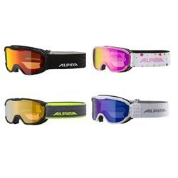 Alpina Pheos jr Skibrille für Kinder