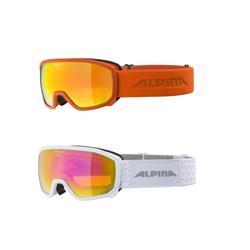 Alpina Scarabeo jr. Skibrille für Kinder