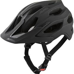 Alpina Carapax 2.0 black matt Bikehelm