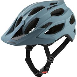 Alpina Carapax 2.0 dirt blue matt Bikehelm