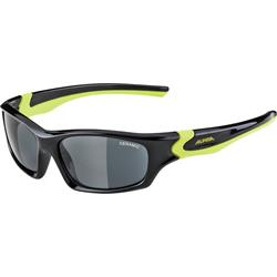 Alpina Flexxy Teen, black-neon yellow