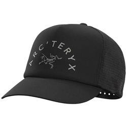Arcteryx Trucker Curved black