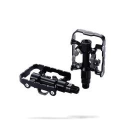 BBB Cycling DualChoice BPD-23 Pedale, schwarz
