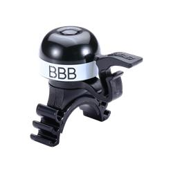 BBB Cycling MiniFit BBB-16 Klingel, schwarz/weiss