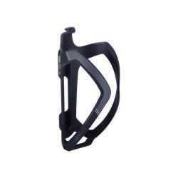 BBB Cycling FlexCage BBC-36 Flaschenhalter, matt schwarz/schwarz