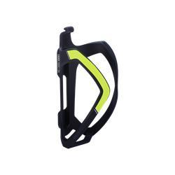 BBB Cycling FlexCage BBC-36 Flaschenhalter, matt schwarz/gelb