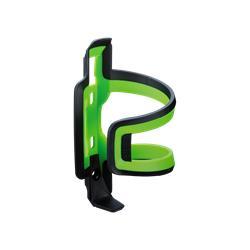 BBB Cycling DualAttack BBC-40 Flaschenhalter, schwarz/grün