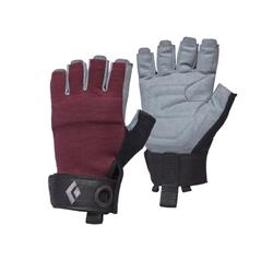 Black Diamond Crag Half-Finger Gloves Women