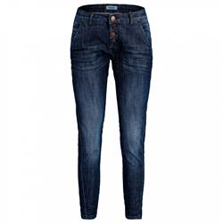 Maloja Beppina demin blue Damen Stretch Jeans