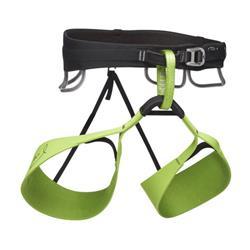 Black Diamond Solution Harness-Honnold, grün