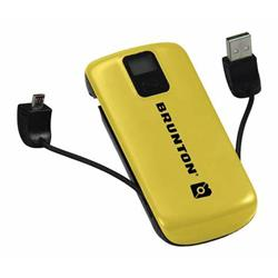 Brunton Metal 4400, yellow