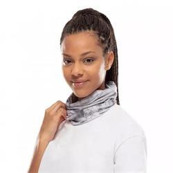 Buff CoolNet® Multifunktionstuch Barriers Fog Grey