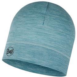 Buff Merino Wool 1 Layer Hat Solid Denim