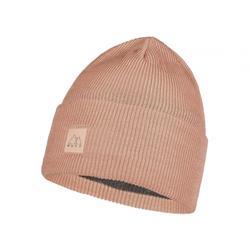 Buff CrossKnit Mütze pale pink