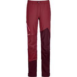 Ortovox - Col Becchei Pant Damen Dark Blood