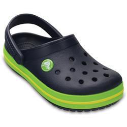 Crocs Crocband Kinder Navy Volt Green