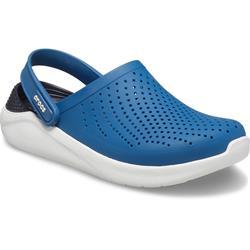 Crocs Lite Ride Vivid Blue White