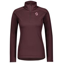 Scott - Defined Light Pullover Damen Red Fudge
