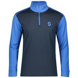 Scott - Defined Merino L/SL Zip Shirt Herren Skydive