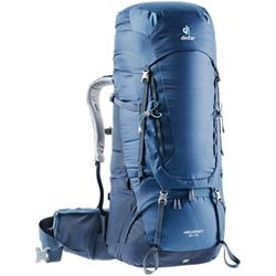 Deuter Aircontact 65+10 - midnight / navy