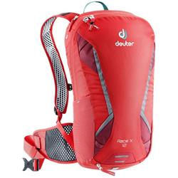 Deuter Race X 12 - chili / cranberry