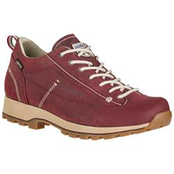 Dolomite Cinquantaquattro Low Fg W GTX, burgundy red