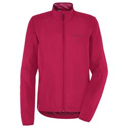Vaude Dundee Classic ZO Jacket Women Red