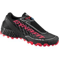 Dynafit Feline SL W  black fluo pink Berglaufschuh Trailrunning