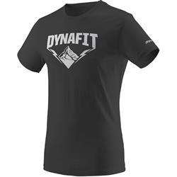 Dynafit Graphic Cotton Men T-shirt black out