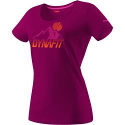 Dynafit Transalper Graphic T-Shirt Women red