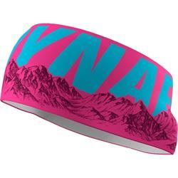Dynafit Graphic Performance Headband pink glo Stirnband Kopfband