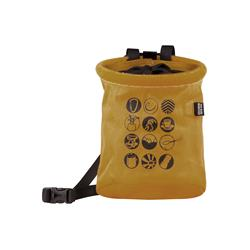 Edelrid Chalk Bag Rocket Twist, amber