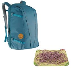 Edelrid Rope Rider Bag, blue