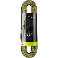 Edelrid Starling Protect Pro Dry 8,2mm yellow night