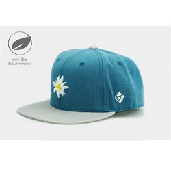 Bavarian Caps Edelweiß Primavera Blau